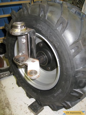 Gilson front axle upgrade_1
